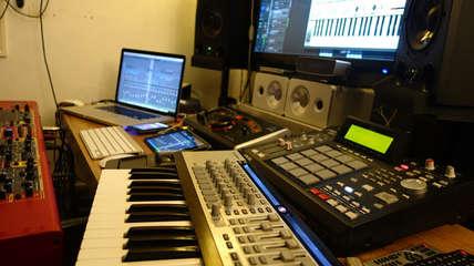 Our production studio