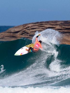 Saquarema realiza triagem em busca de atletas para o Surf Festival