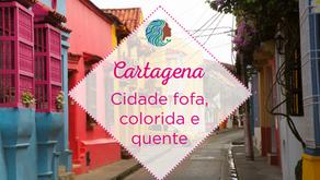 Cartagena das Índias – Cidade fofa, colorida e quente