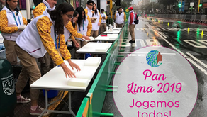 Pan Lima 2019 – jogamos todos