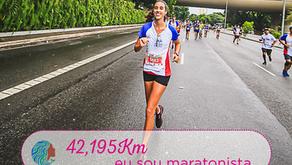 42,195Km, eu sou maratonista