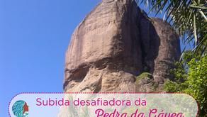 Subida na Pedra da Gávea – trilha difícil, escalada e vista recompensadora