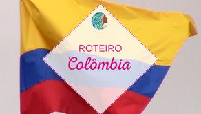 Roteiro – Colômbia