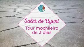 Salar de Uyuni – tour mochileiro de 3 dias