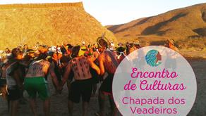 Chapada dos Veadeiros – Encontro de Culturas e Aldeia Multiétnica