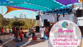 Chapada dos Veadeiros – Festival Ilumina