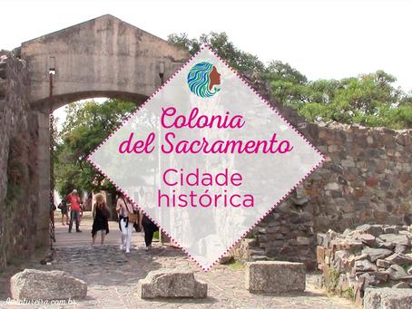 Colonia del Sacramento – cidade histórica