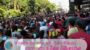 Réveillon em São Paulo – Corri a São Silvestre Pela Primeira Vez
