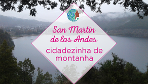 San Martin de los Andes – cidadezinha de montanha