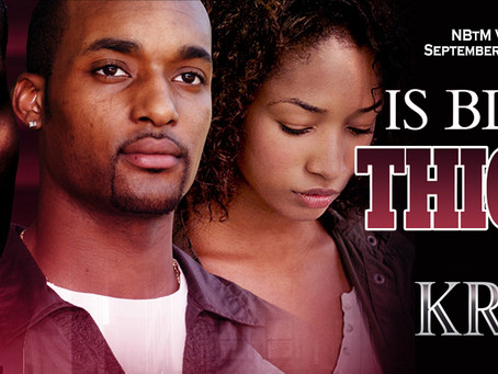 TOUR, AUTHOR INTERVIEW & #GIVEAWAY - Is Blood Thicker by Kruze
