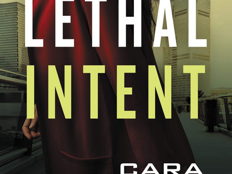 TOUR & #GIVEAWAY - Lethal Intent by Cara C. Putman