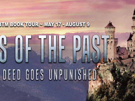 NBtM & #Giveaway: Facets of the Past: No Dark Deed Goes Unpunished by Monique Gliozzi