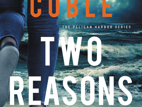 TOUR, EXCERPT & #GIVEAWAY - Two Reasons to Run (Pelican Harbor #2) by Colleen Coble