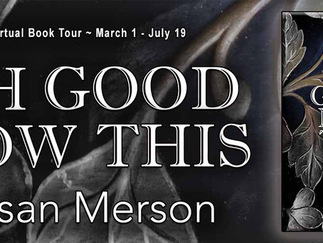 TOUR & #GIVEAWAY - Oh Good Now This by Susan Merson