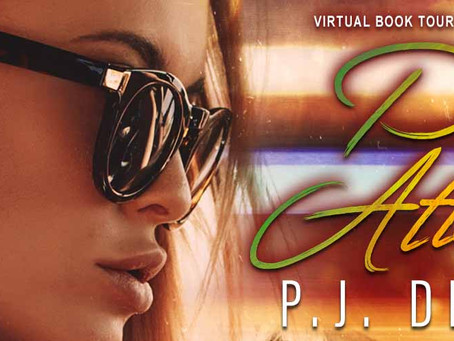 TOUR, GUEST POST & #GIVEAWAY - Pour Attitude (The Starkford Series #3) by P.J. DeVere