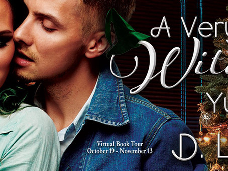 TOUR, REVIEW & #GIVEAWAY - A Very Witchy Yuletide by D. Lieber
