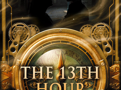 The Trouble with Timekeepers (The Thirteenth Hour #1) by Cheree Alsop