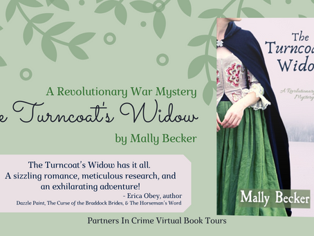TOUR & #GIVEAWAY - The Turncoat's Widow by Mally Becker
