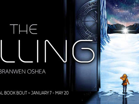 TOUR, GUEST POST & #GIVEAWAY - The Calling (Finding Humanity #1) by Branwen OShea