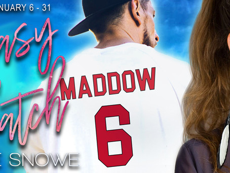 TOUR, REVIEW & #GIVEAWAY - No Easy Catch (Cleat Chasers, #4) by Jaqueline Snowe