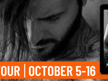TOUR, REVIEW, EXCERPT & #GIVEAWAY - Taking the Fall (Vipers MC #1) by Kally Ash