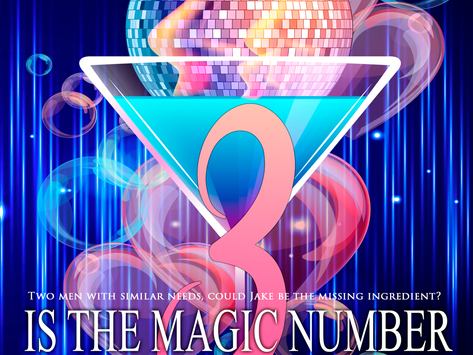3 is the magic number (The Flamingo Bar #3) by J.P. Sayle