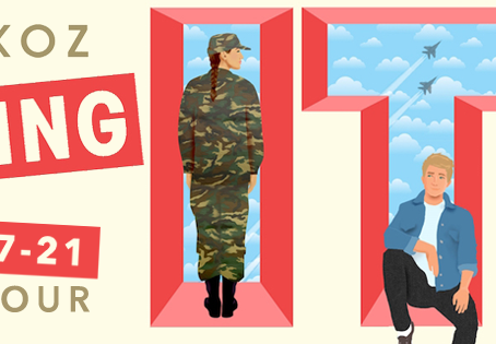 TOUR, REVIEW & #GIVEAWAY - Risking It All by S.M. Koz