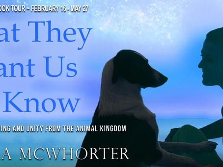 TOUR & #GIVEAWAY - What They Want Us to Know by Shawndra Mcwhorter