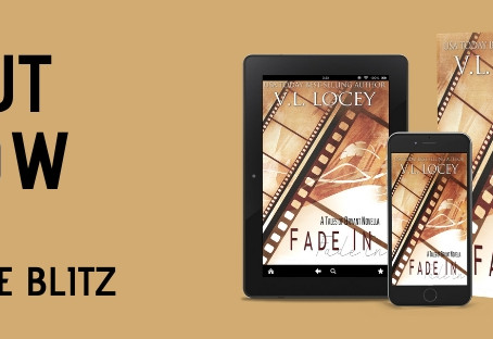 TOUR, REVIEW & #GIVEAWAY - Fade In (Tales of Bryant Novellas #1) by V.L. Locey