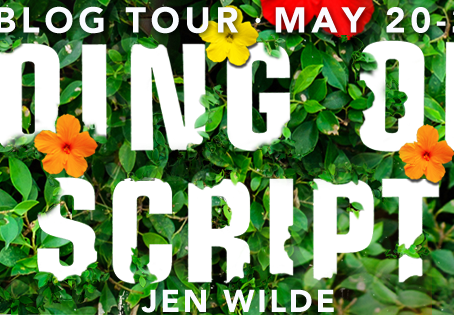 TOUR, REVIEW & #GIVEAWAY - Going Off-Script by Jen Wilde