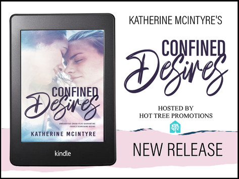 BLITZ & #GIVEAWAY - Confined Desires (Rehoboth Pact #1) by Katherine McIntyre