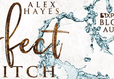TOUR, REVIEW & #GIVEAWAY - Perfect Pitch (The Chameleon Effect #2) by Alex Hayes
