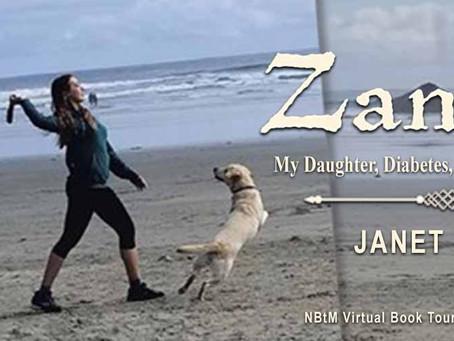 NBTM & #Giveaway: Zandra: My Daughter, Diabetes, and Lessons in Love by Janet Hatch