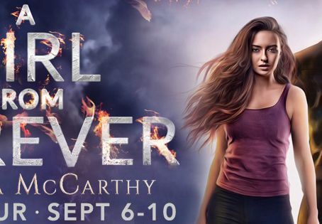 Tour & #Giveaway - A Girl From Forever (The Forever Institute #1) by Yolanda McCarthy