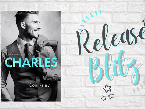Blitz & #Giveaway: Charles: Learning to Love (Learning to Love #1) by Con Riley