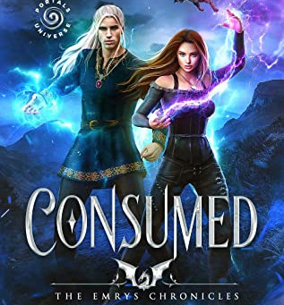 The Emrys Chronicles Series by E.E. Everly