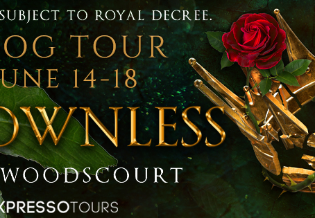 Tour & #Giveaway: Crownless by M. H. Woodscourt