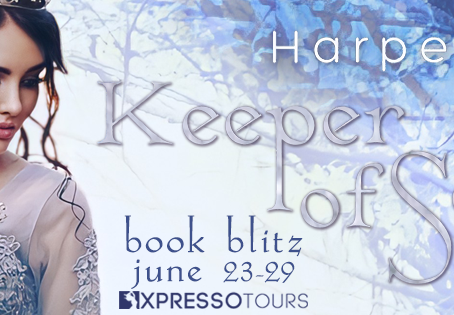 Blitz & #Giveaway: Keeper of Souls (The Revenant Trilogy #1) by Harper Ray