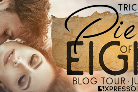 Tour & #Giveaway: Pieces of Eight (Lost Souls' Treasure #1) by Tricia Leedom