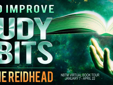 TOUR & #GIVEAWAY - How to Improve Study Habits by Christine Reidhead