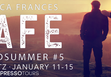 BLITZ, EXCERPT & #GIVEAWAY - Safe (In Midsummer #5) by Jessica Frances