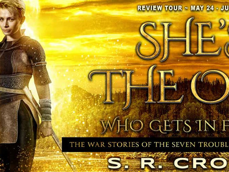 She's the One Who Gets in Fights (War Stories of the Seven Troublesome Sisters #3) by S. R. Cronin