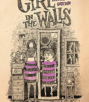 Girl in the Walls by Katy Michelle Quinn