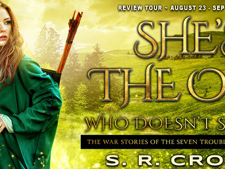 Tour & #Giveaway: She's the One Who Doesn't Say Much by Sherrie R. Cronin