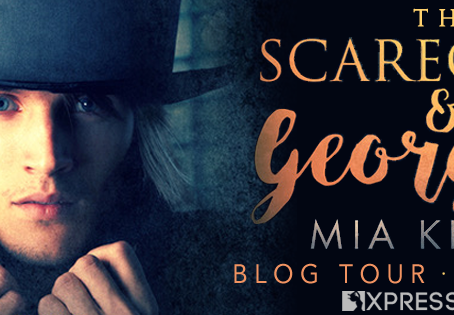 BLOG TOUR, REVIEW & #GIVEAWAY - The Scarecrow & George C by Mia Kerick