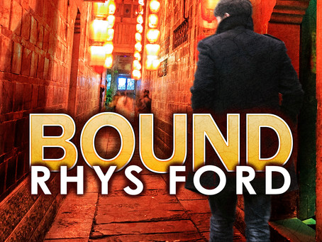 Bound (Chinatown Demons #1) by Rhys Ford