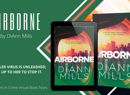 TOUR, EXCERPT & #GIVEAWAY - Airborne by DiAnn Mills