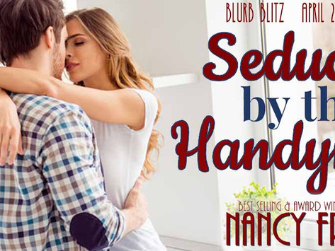 BLITZ & #GIVEAWAY: Seduced by the Handyman (Cougars & Cubs #2) by Nancy Fraser