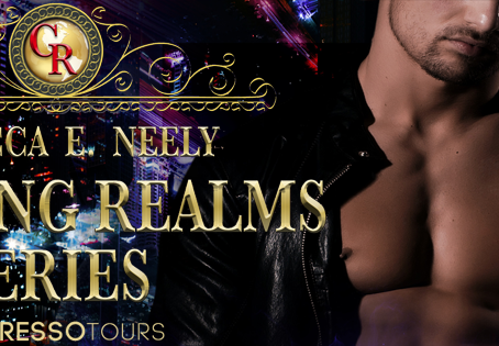 Cover Reveal & #GIVEAWAY - Crossing Realms Series by Rebecca E. Neely