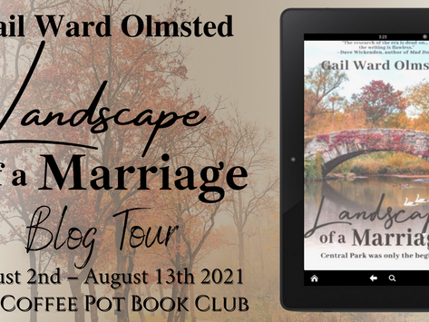 Tour: Landscape of a Marriage by Gail Ward Olmsted